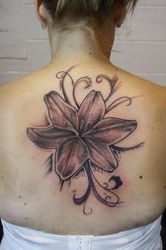 Lily Tattoo Designs