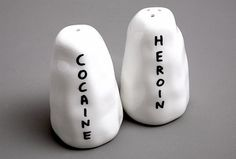 Design You Trust – Social Inspirations! #pepper #heroin #cocaine #design #product #salt