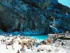 Italian Beach Scenes by Massimo Vitali