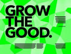 "anonymous[at]lockstepstudio[dot]com lockstep studio proudly presents, ""say i love... #avenir #geometry #typography #design #advertising #green"