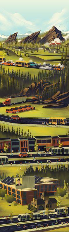 City of Boulder TMP Illustration