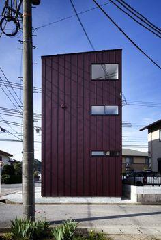 Adzuki House / Horibe Naoko Architect Office #architecture #facades #houses