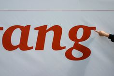 Giant Charter Black Italic | Flickr - Photo Sharing!