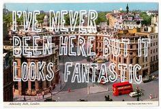 Rocketfuelled / Reuben Whitehouse #illustration #vintage #typography