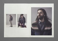 SI Special: Hannes Gloor & Stefan Jandl | September Industry #mens #clothing #print #book #asos