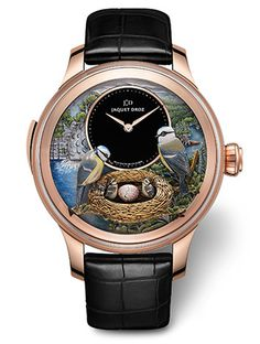 Jaquet Droz Bird Repeater watch #watch