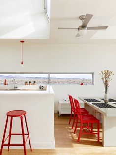 Rondolino Residence in Nevada Desert by Nottoscale 8