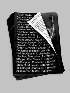 print, black and white