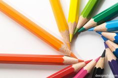 Pencil Background Design #ppt #backgrounds #powerpoint #presentations