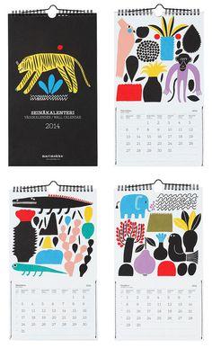 2014 #calendar