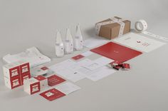 Online portfolio of Simon Lund #packaging #branding