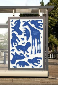 graphic design : . #dawn #amterdam #campaign #design #zoo #royal #viral #poster #artis