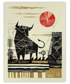 Curtis Jinkins #jinkins #color #texture #curtis #poster