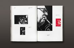 Graphic-ExchanGE - a selection of graphic projects #print #design #layout #book