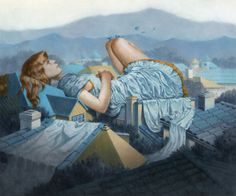 Surreal Paintings by Tran Nguyen #arts #illustrations #inspirations