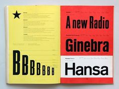FFFFOUND! | From the Studio | From the Stacks: Berthold Type Foundry Specimen | Process Type Foundry #type #specimen #berthold