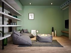 Family Playground – Interior Renovation by HAO Design - #decor, #interior, #homedecor, #seat