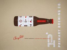 Nick Brue #beer #brand #graphic