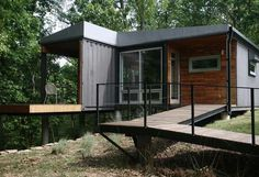 Shipping Container Architecture #home