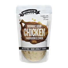 Momo\'s Meals Packaging Artwork on Behance