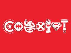 by Blake N. Behrens #coexsist #logos