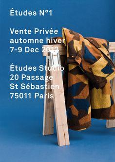 etudes studio:Friday to Sunday #graphic