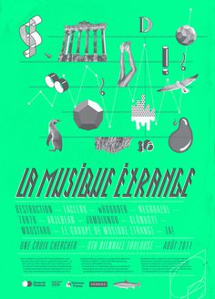 musiqueEtrange_shapes_illustration_reverso #zozo #green