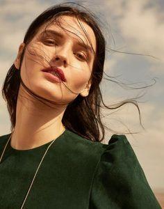 Harper's Bazaar UK July 2017 Katlin Aas and Valerija Kelava by Agata Pospieszynska