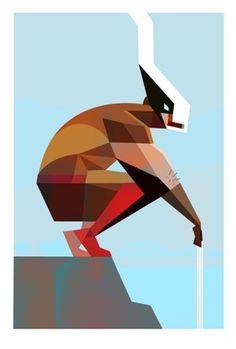 FFFFOUND! #illustration #wolverine