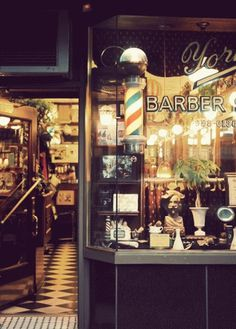 Beautiful Animated Photos By Jamie Beck | Pondly #barber #shop