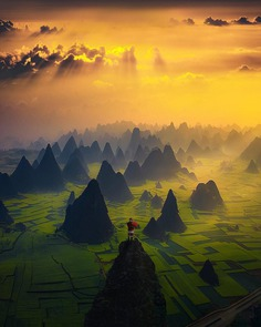 Spectacular Adventure and Landscape Photography by Kai Yan