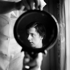 Self-Portrait, 1955 #photography