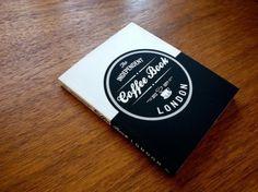 vespertine press Â« Dear Coffee, I Love You. | A Coffee Blog for Caffeinated Inspiration. #london #vespertine #book #press #coffee