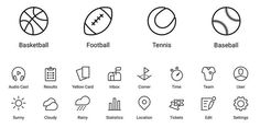 Iconwerk #pictogram #icon #picto #symbol #sport