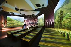 Wine Theme Park in France