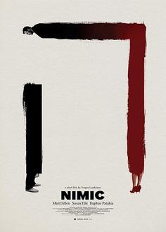 Festival poster for NIMIC (Yorgos Lanthimos, Germany/USA/UK, 2019)