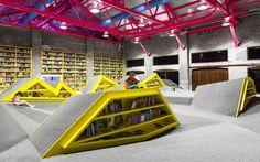 Anagrama | Niños Conarte #interior #design #architecture