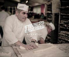 Stenberg Brothers Bakeries - Miguel de la Garza #branding #bakeries #de #stenberg #la #garza #miguel #brothers