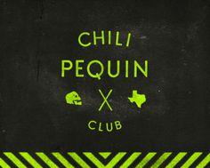CHILI PEQUIN CLUB on Behance