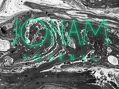 joham journal - H A M M E R M A N N #font #joham #journal #typeface #type #editorial #magazine #neon