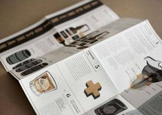 Graphic Exchange: a selection of graphic projects #layout #brochure