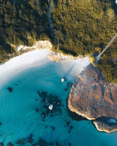 Western Australia From Above: Drone Photography by Merr Watson