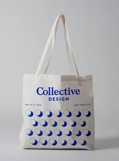 Collective Design by Mother Design #graphic design #branding #bag