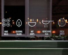 icons, symbols