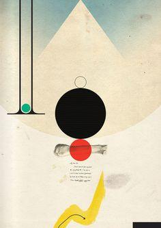 Oneonone Art Print #collage