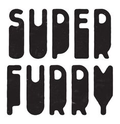 Simon Walker / Super Furry