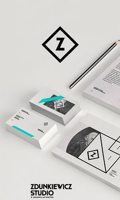 zdunkiewicz_studio_01 | Graphic Design #business cards