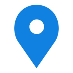 See more icon inspiration related to pin, placeholder, map location, map pointer, map point, interface and signs on Flaticon.