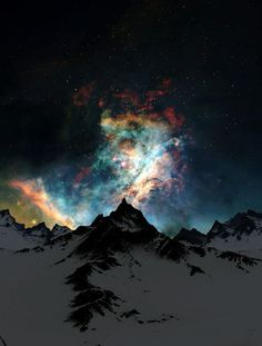 The Northern Lights Alaska #image