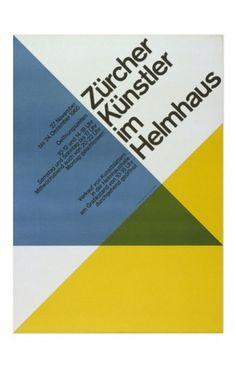 Hans Neuburg | AisleOne #grid #international typographic style #hans neuburg #swiss modernism